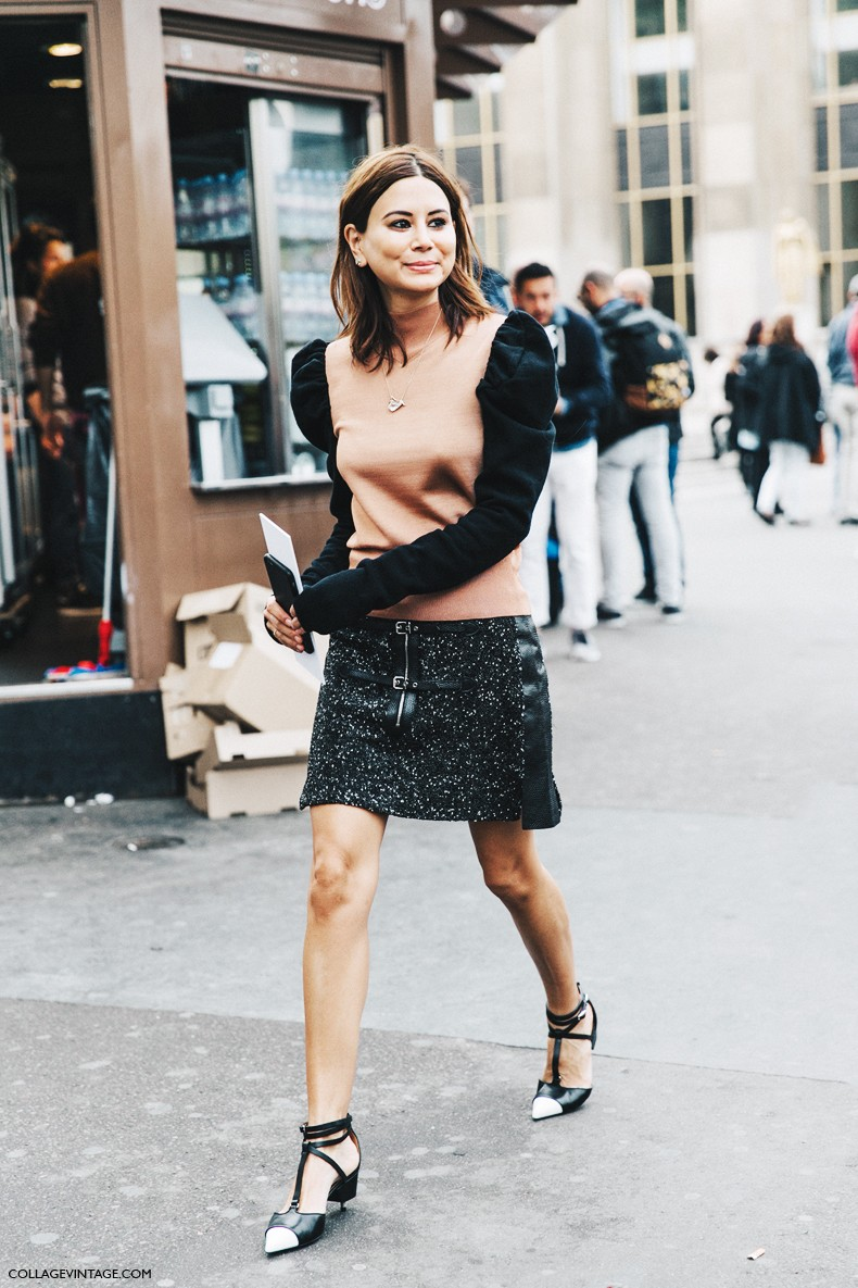 PFW-Paris_Fashion_Week-Spring_Summer_2016-Street_Style-Say_Cheese-Chirstine_Centenera-