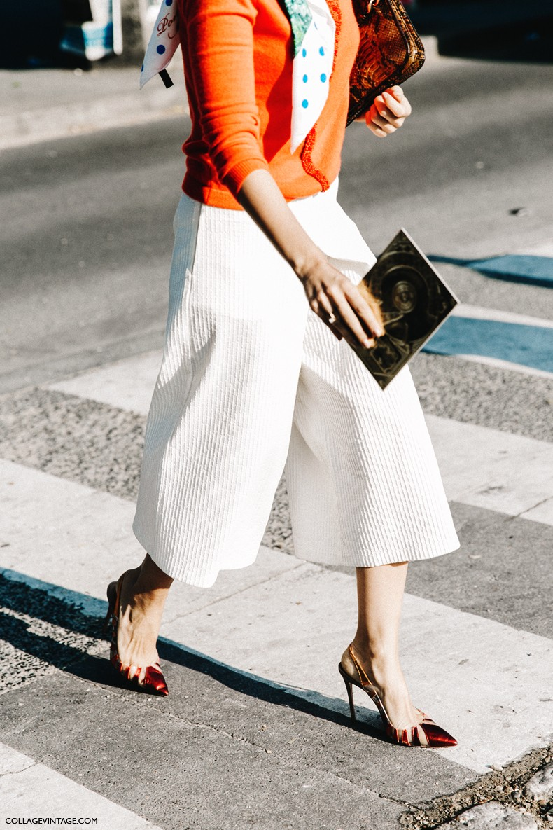 PFW-Paris_Fashion_Week-Spring_Summer_2016-Street_Style-Say_Cheese-Culottes-Celine-