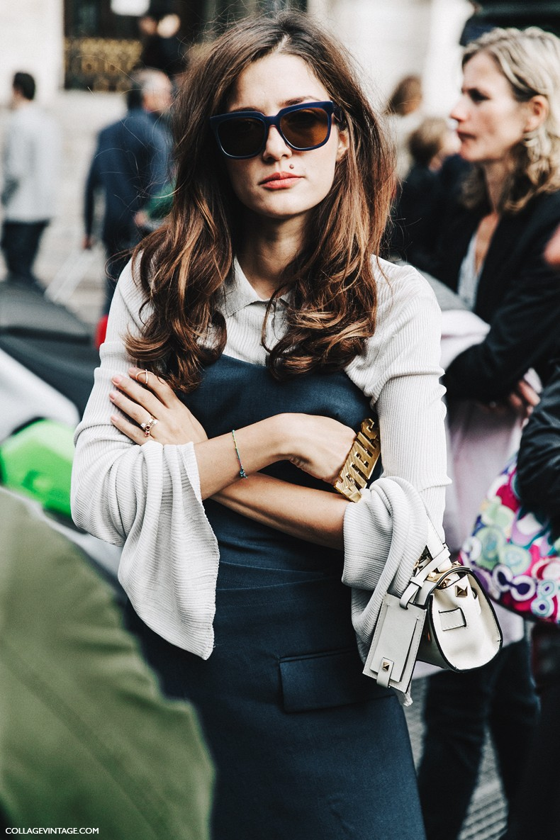 PFW-Paris_Fashion_Week-Spring_Summer_2016-Street_Style-Say_Cheese-Eleonora_Carisi-Stella_McCarteny-2