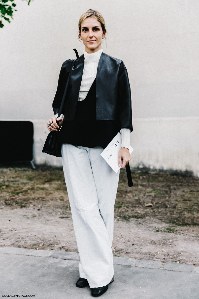Paris Fashion Week Our Guide To The Biggest Hits Of: PARIS FASHION WEEK STREET STYLE #5