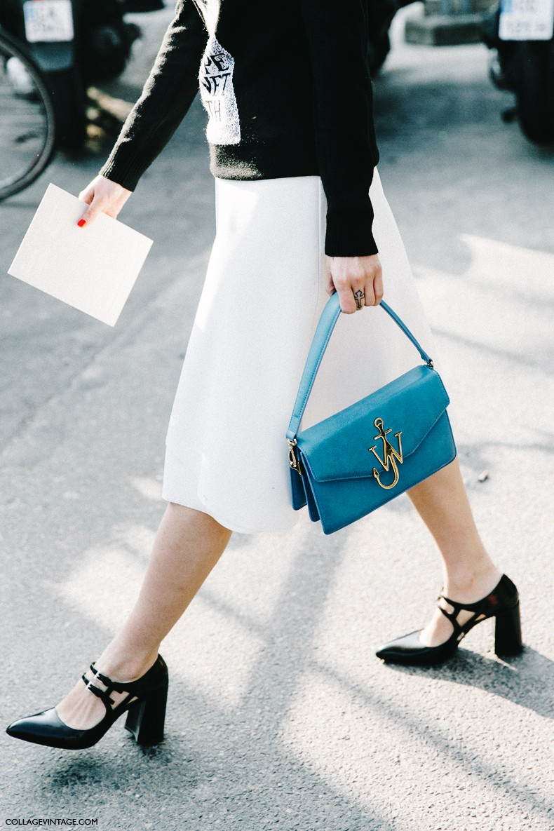 PFW-Paris_Fashion_Week-Spring_Summer_2016-Street_Style-Say_Cheese-JW__Anderson_Bag-Miu_Miu_Shoes-