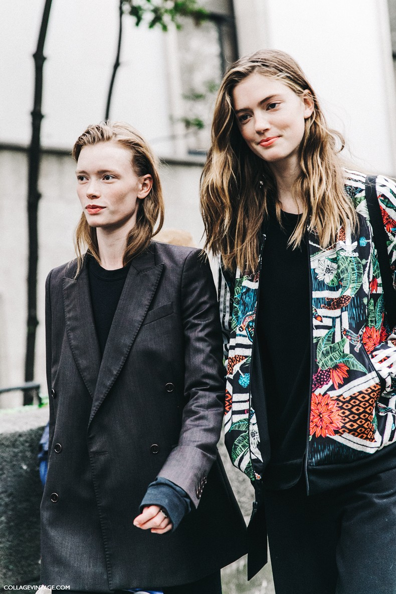 PFW-Paris_Fashion_Week-Spring_Summer_2016-Street_Style-Say_Cheese-John_Galliano_2