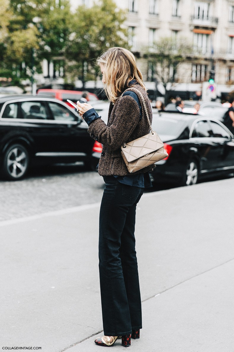 PFW-Paris_Fashion_Week-Spring_Summer_2016-Street_Style-Say_Cheese-Marina_Larraude-Lanvin_Bag-Vuitton_Boots-