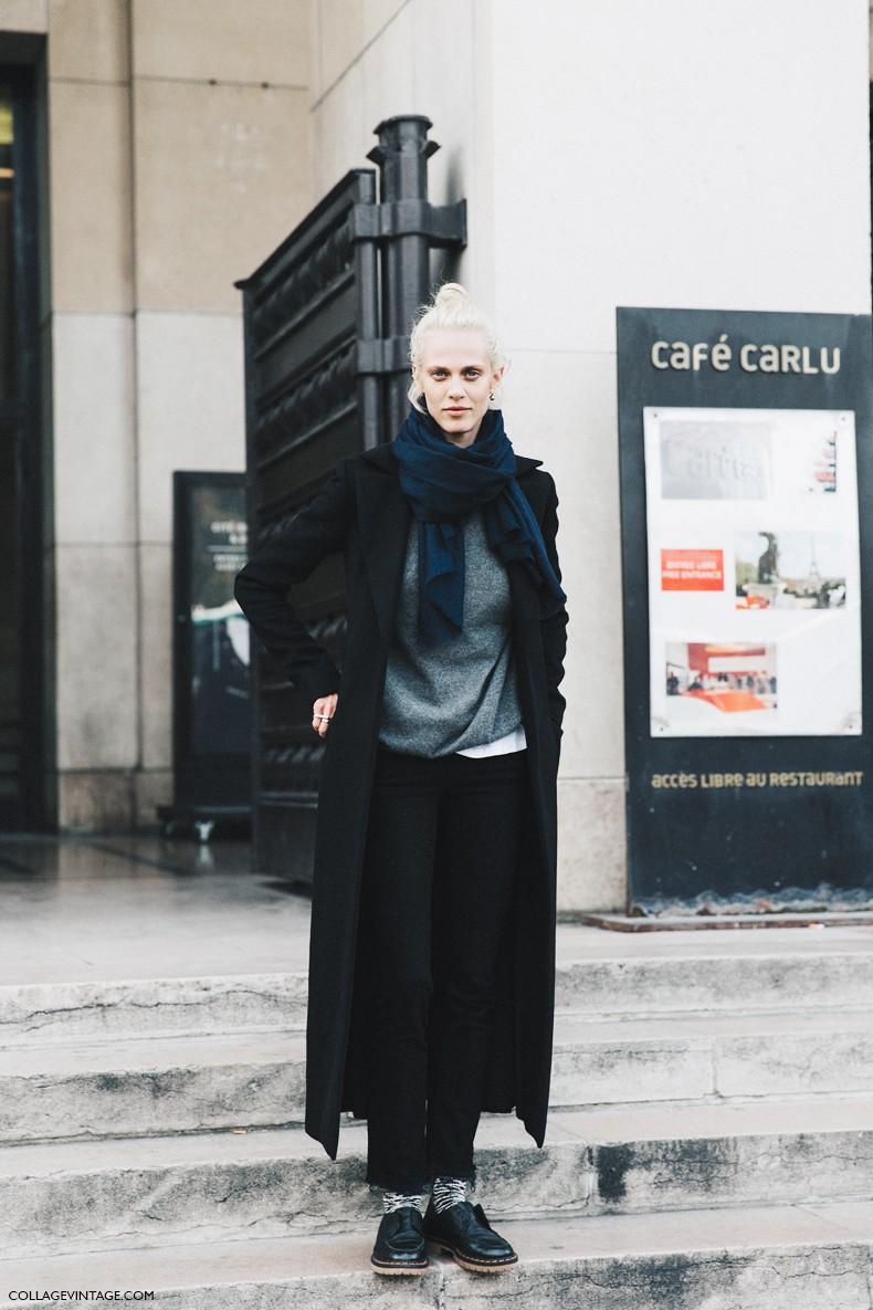 PFW-Paris_Fashion_Week-Spring_Summer_2016-Street_Style-Say_Cheese-Model-1