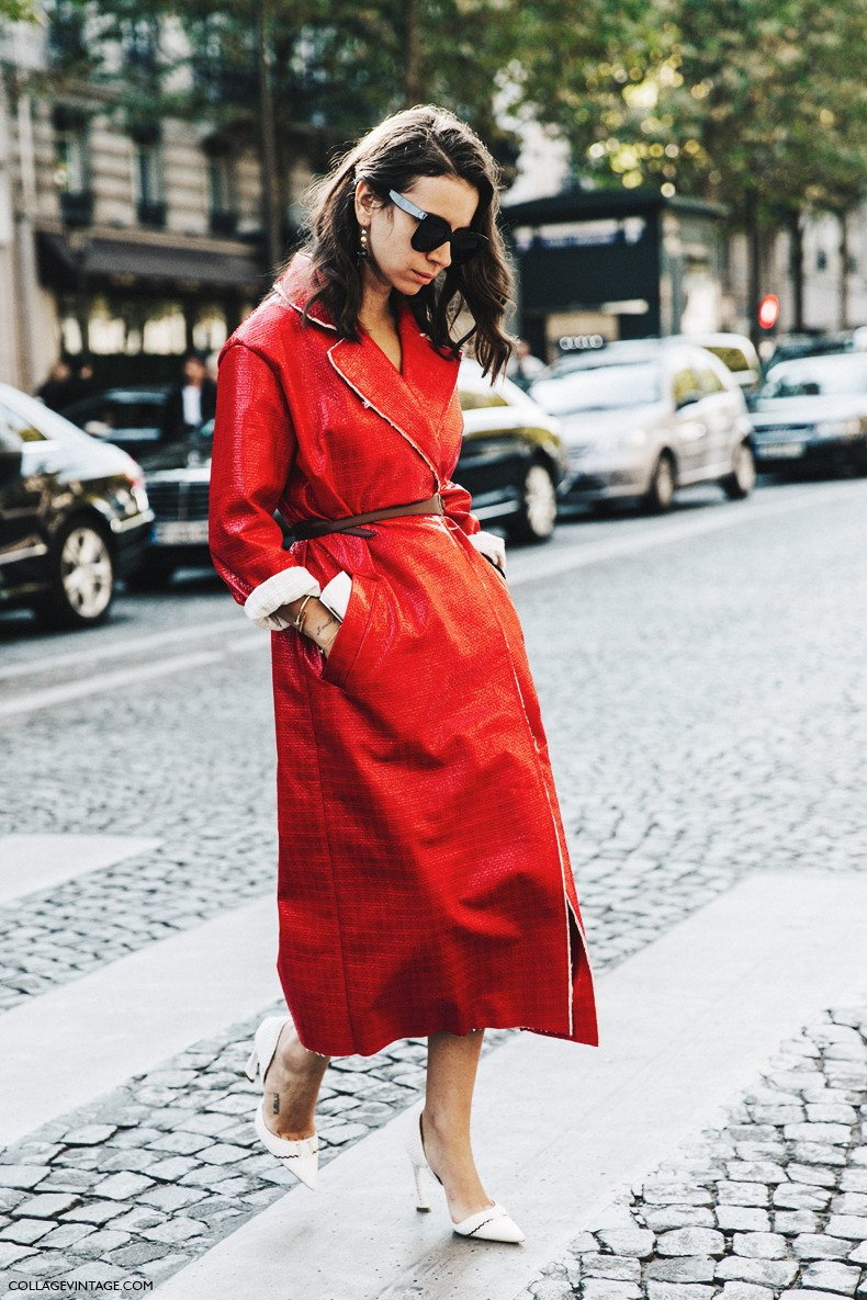 PFW-Paris_Fashion_Week-Spring_Summer_2016-Street_Style-Say_Cheese-Natasha_Goldenberg-Red_Coat-6