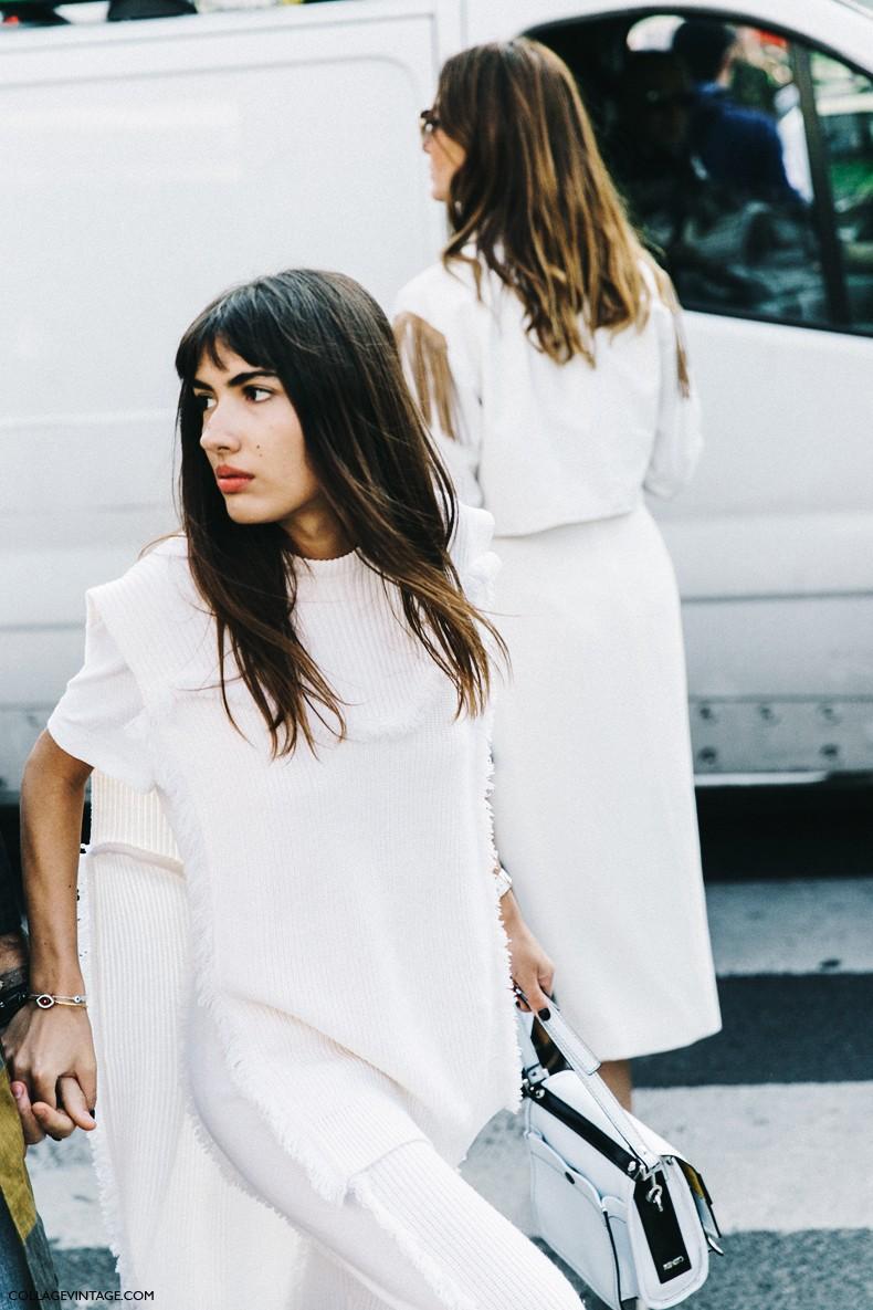 PFW-Paris_Fashion_Week-Spring_Summer_2016-Street_Style-Say_Cheese-Patricia_Manfield-Ece_Suckan-White-