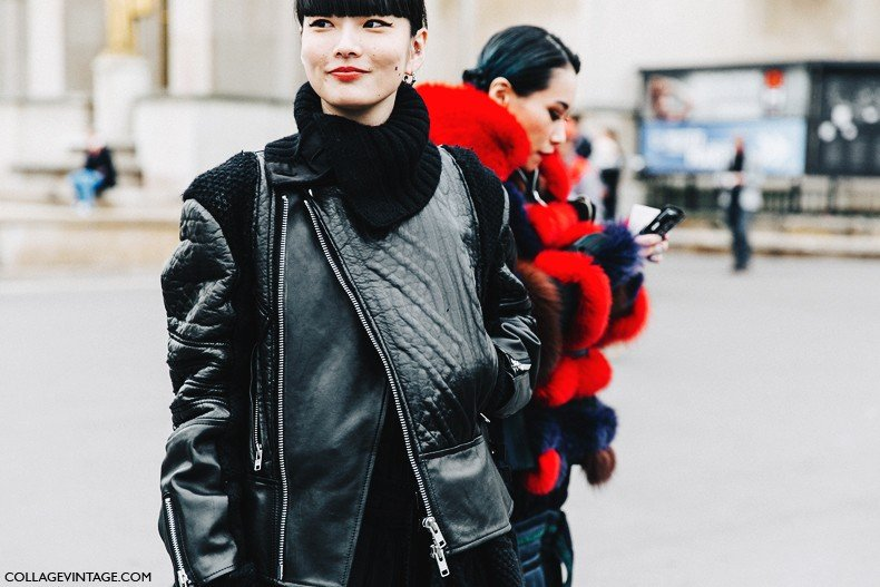PFW-Paris_Fashion_Week-Spring_Summer_2016-Street_Style-Say_Cheese-Sacai-