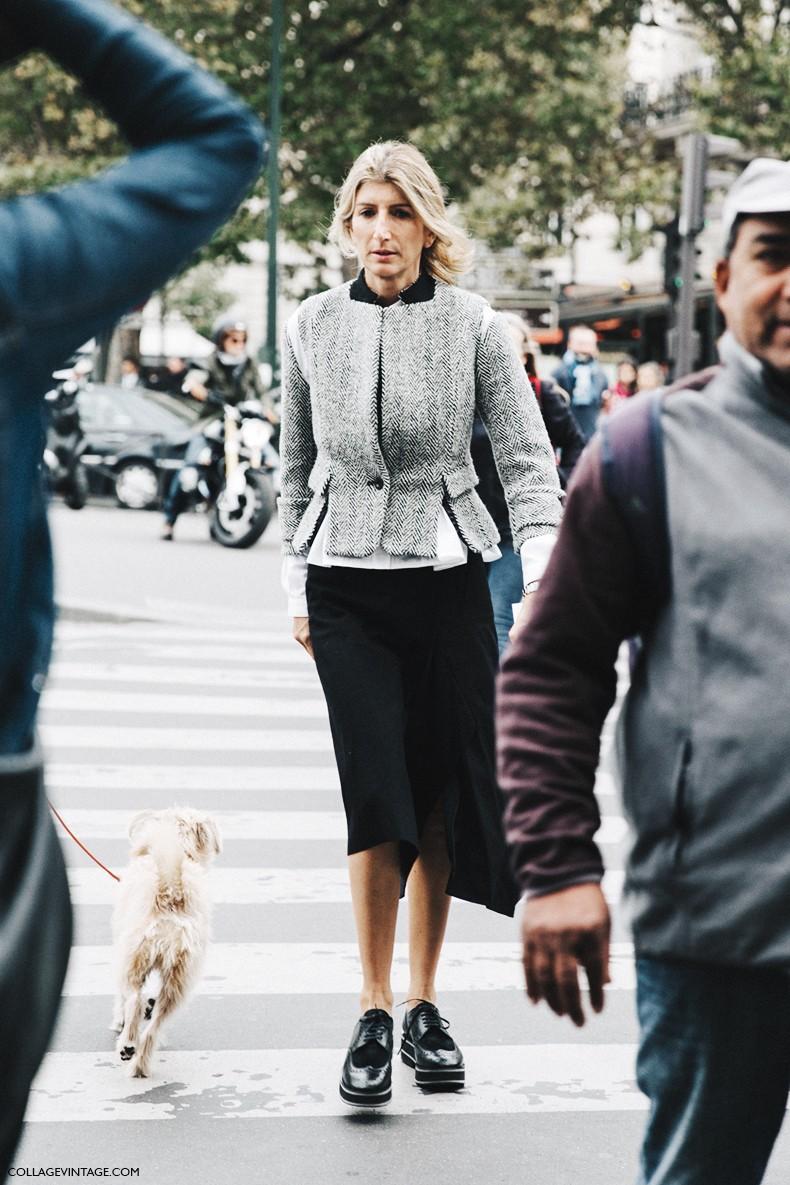 PFW-Paris_Fashion_Week-Spring_Summer_2016-Street_Style-Say_Cheese-Sarah_Ruston-