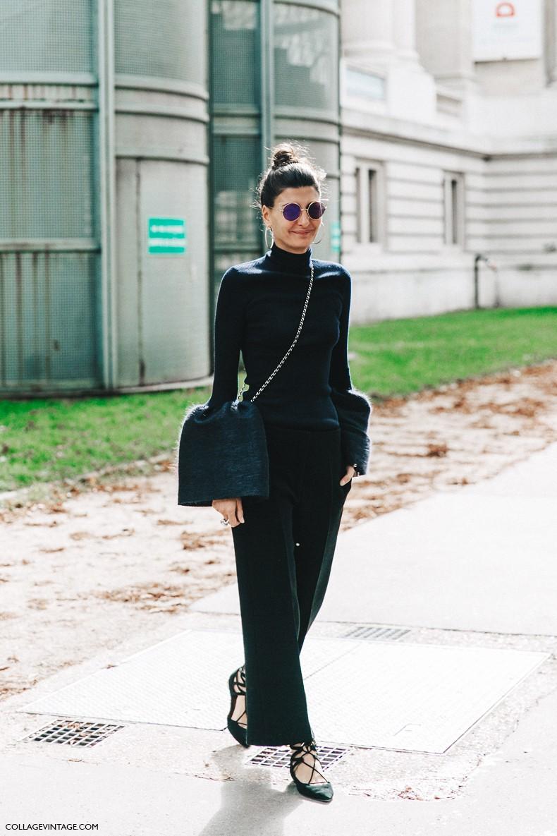 PFW-Paris_Fashion_Week-Spring_Summer_2016-Street_Style-Say_Cheese-Valentino_Spring_Summer_2016-Giovanna_Battaglia-Celine-Top-
