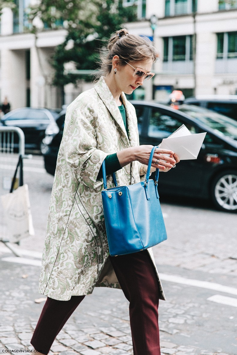 Paris Fashion Week Street Style 6 Collage Vintage Bloglovin