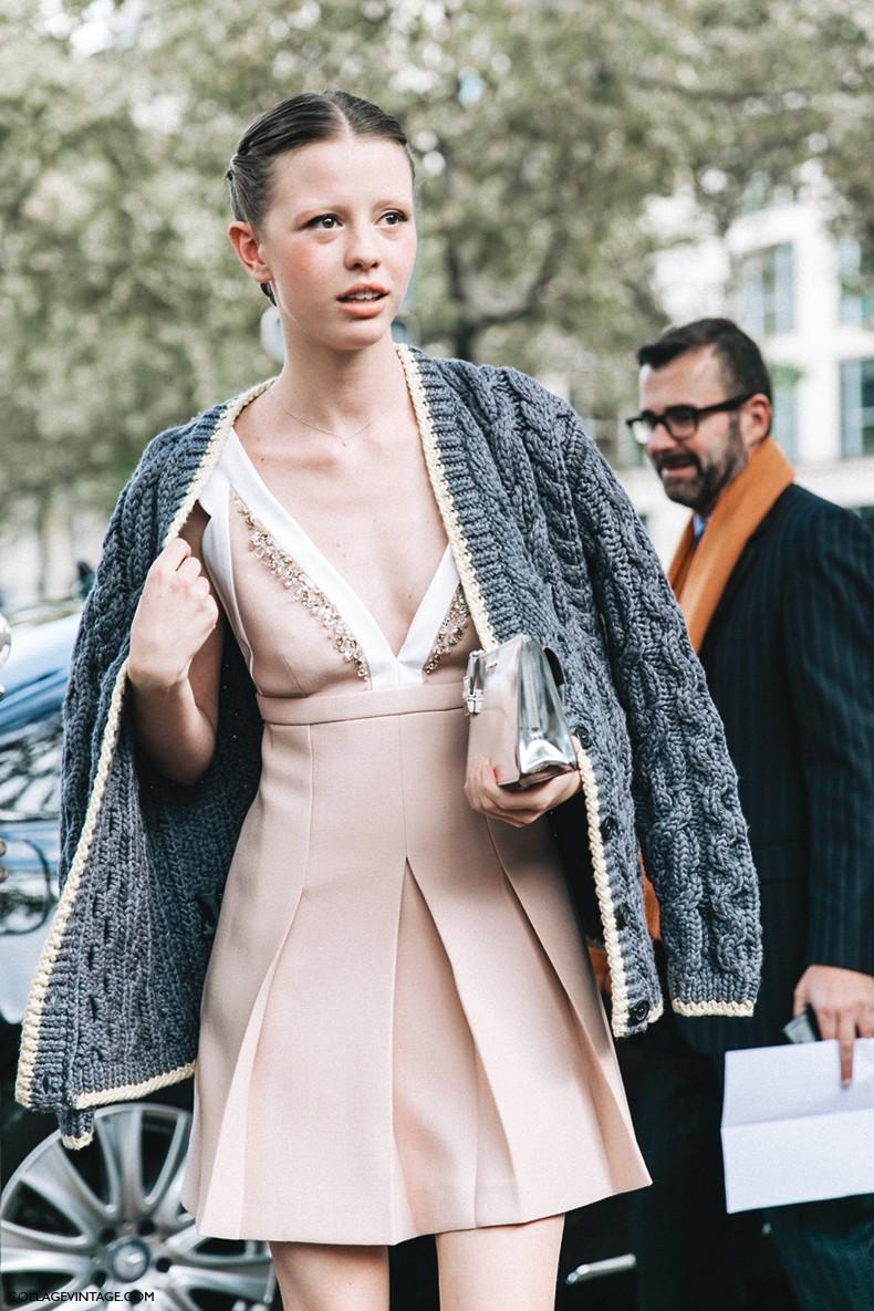 PFW-Paris_Fashion_Week-Spring_Summer_2016-Street_Style-Say_Cheese-Valentino_Spring_Summer_2016-Miu_Miu-22