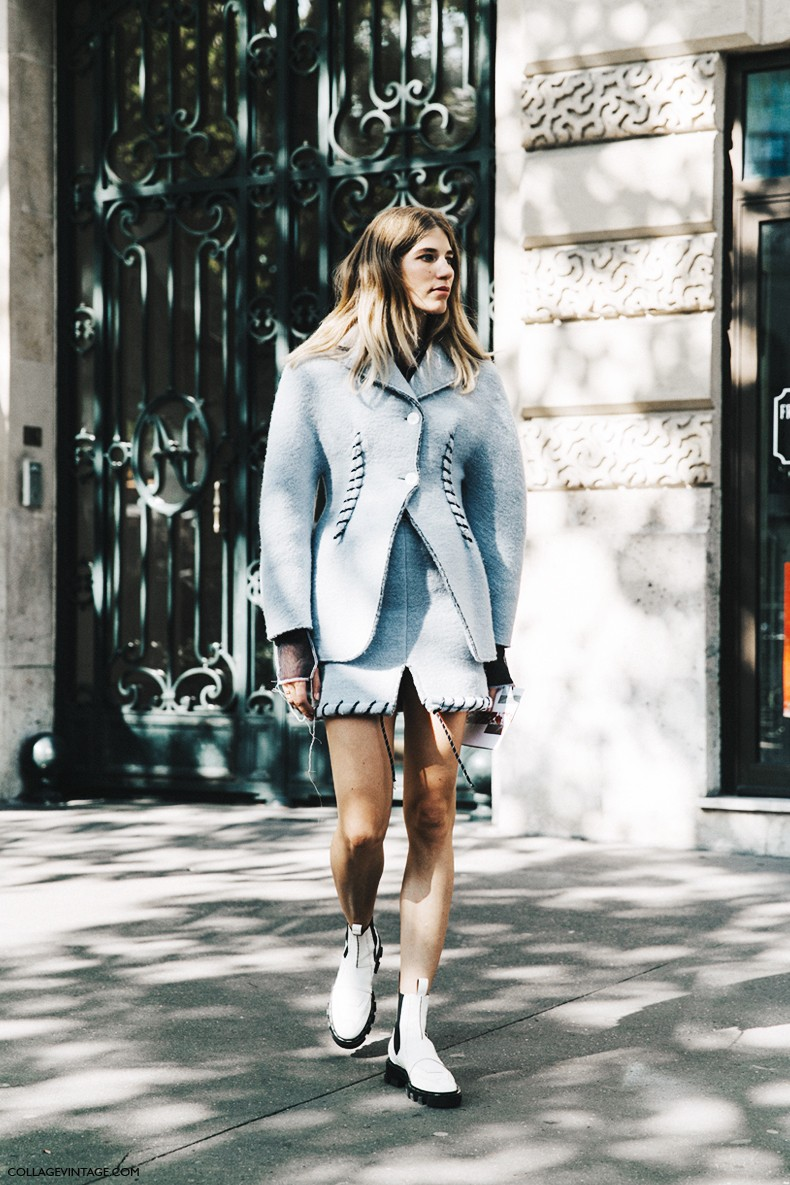 PFW-Paris_Fashion_Week-Spring_Summer_2016-Street_Style-Say_Cheese-Veronika_Heilbrunner-Acne-Balenciaga_Boots-4