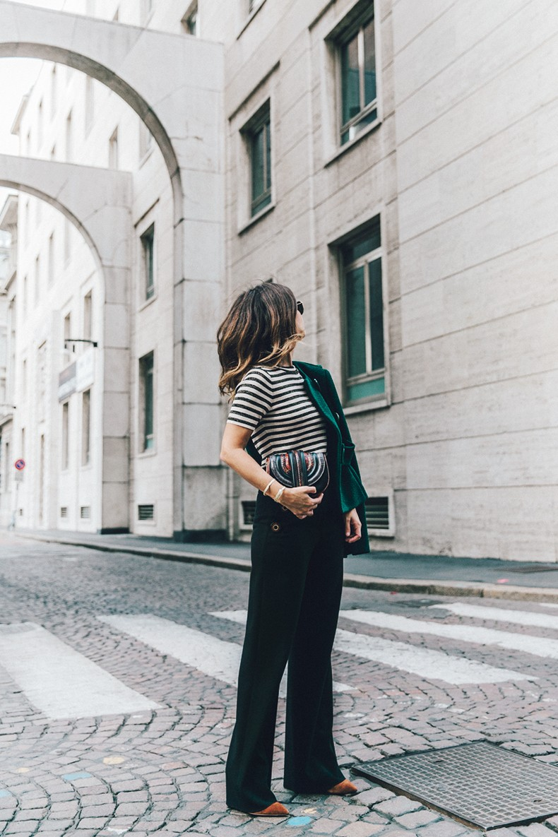 Salvatore_Ferragamo-Striped_Top-GReen_Jacket-MFW-Milan_Fashion_Week-Outfit-Street_Style-Collage_Vintage-35