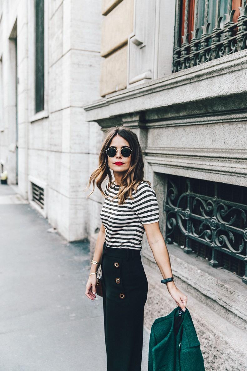 Salvatore_Ferragamo-Striped_Top-GReen_Jacket-MFW-Milan_Fashion_Week-Outfit-Street_Style-Collage_Vintage-7