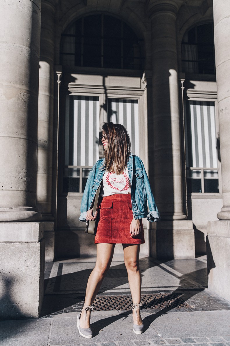 Suede-Skirt-Espadrilles-Denim_Jacket-Outfit-Street_Style-8