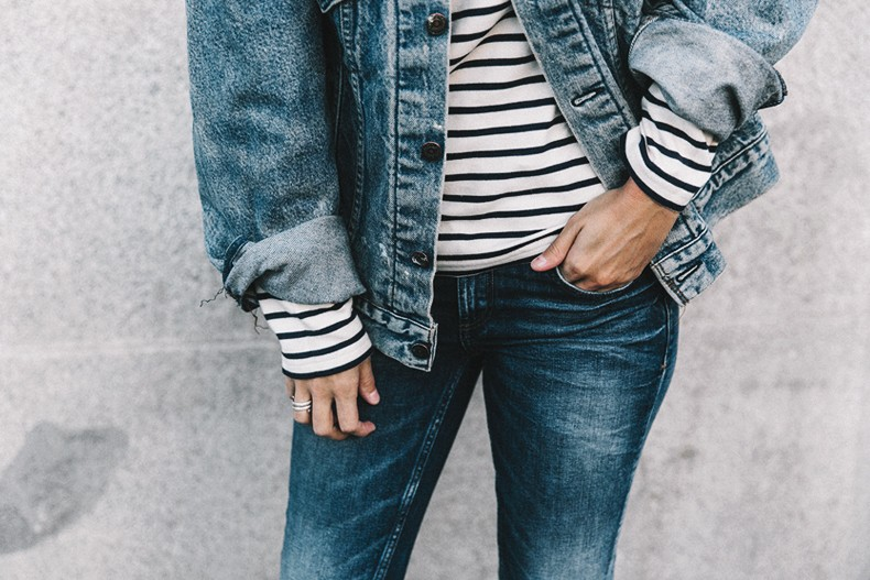 Double_Denim-Levis_Vintage-Skinny_Jeans-Striped_Top-See_By_Chloe_Bag-Chanel_Shoes-Outfit-Collage_Vintage-Street_Style-34