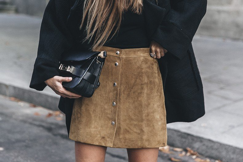 High_Boots-Suede_Skirt-Iro_Paris-Black_Jacket-Off_The_Shoulders_Sweater-Outfit-Street_Style-72