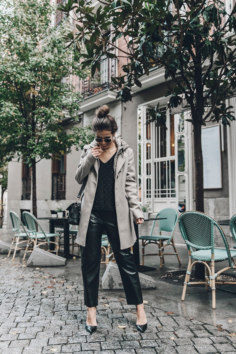 Leather_Trousers-Black_Coat-Proenza_Schouler-PS11-Outfit-Topknot-Outfit-Fay_Coat-Outfit-Street_Style-14