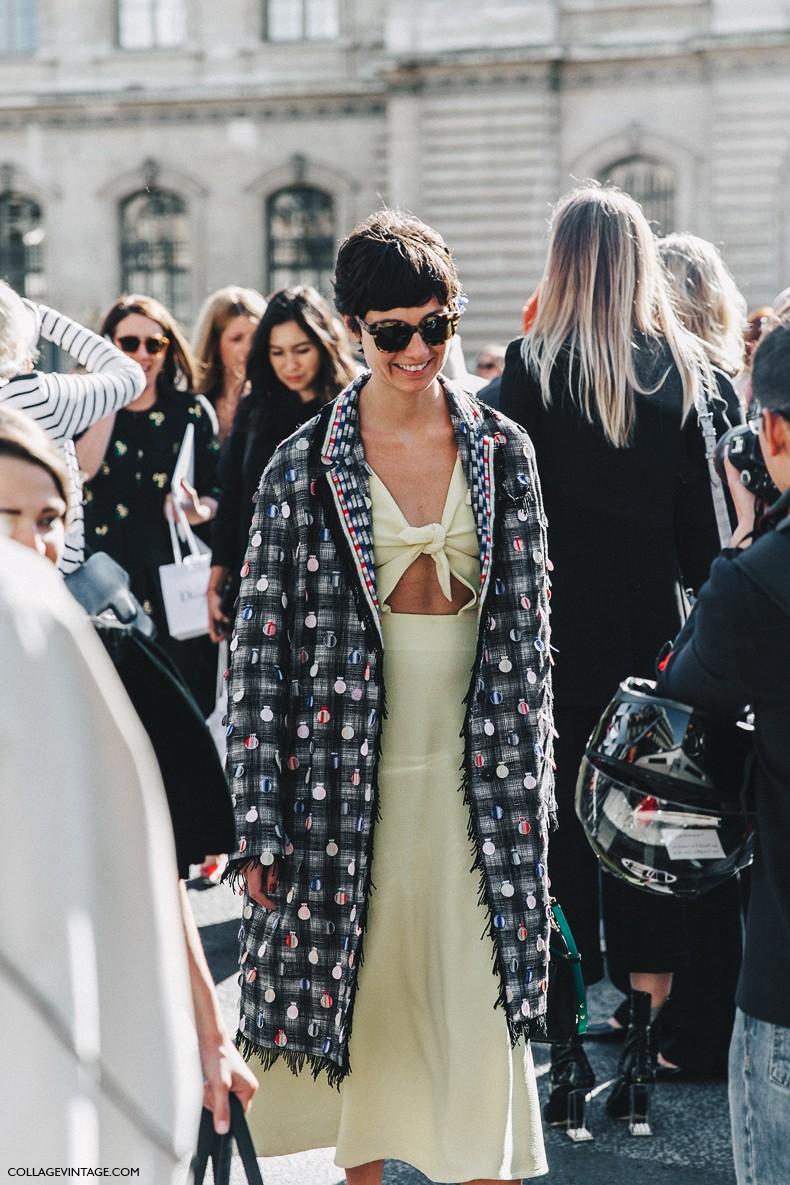PFW-Paris_Fashion_Week_Spring_Summer_2016-Street_Style-Dior-Eva_Geraldine-Cut_Out_Dress-