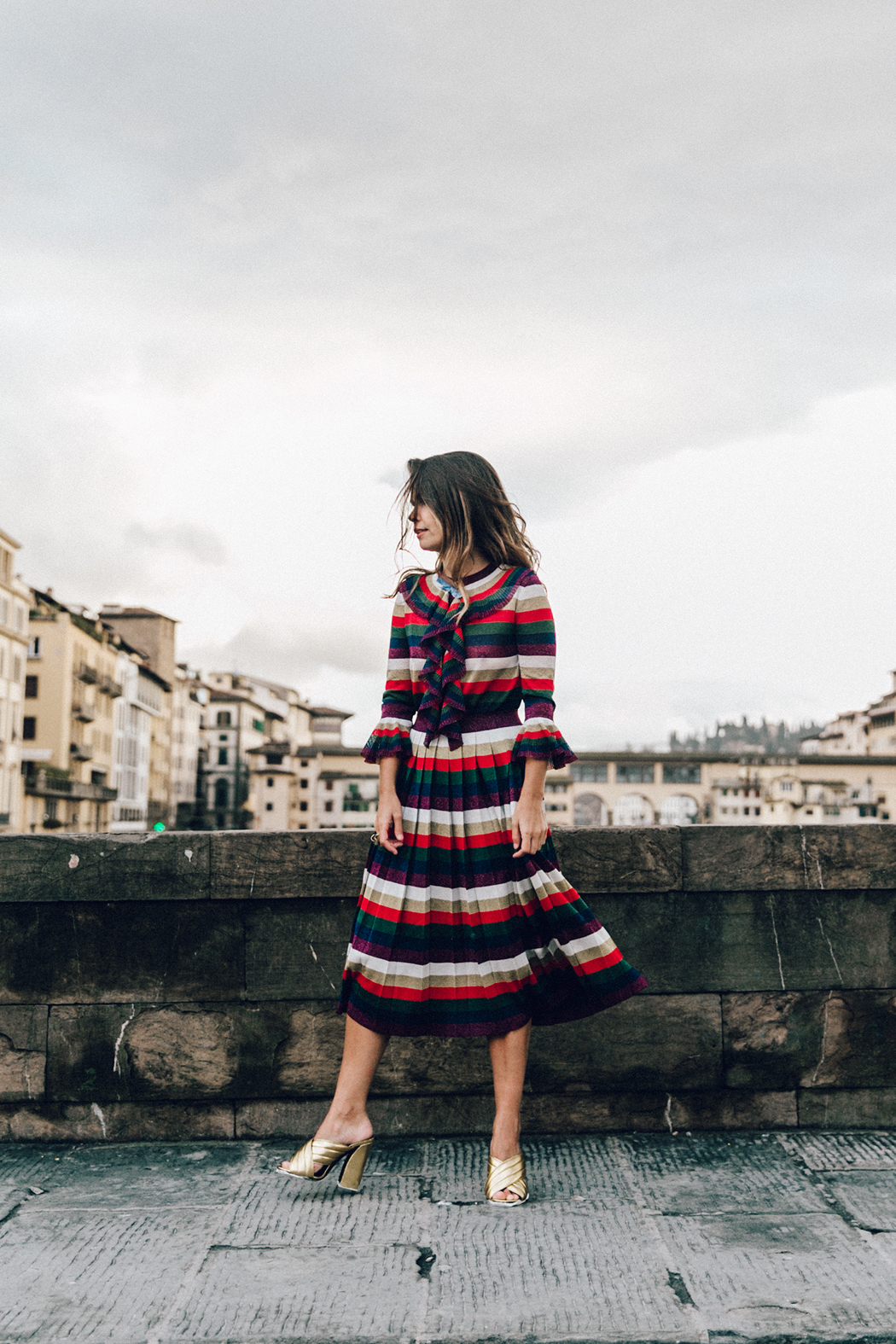 Firenze4Ever-Luisa_VIa_Roma-Gucci_Striped_Dress-Gucci_Gold_Sandals-Outfit-Florence-Street_Style-Firenze4Ever-Luisa_VIa_Roma-Gucci_Striped_Dress-Gucci_Gold_Sandals-Outfit-Florence-Street_Style-27