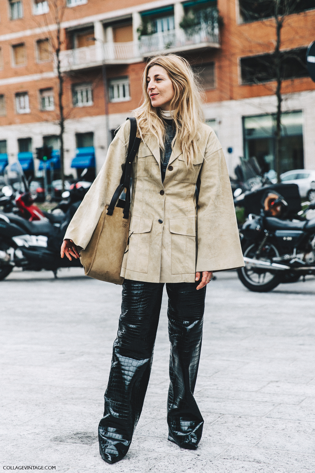 Milan_Fashion_Week_Fall_16-MFW-Street_Style-Collage_Vintage-Ada_kokosar-Leather_trousers-2