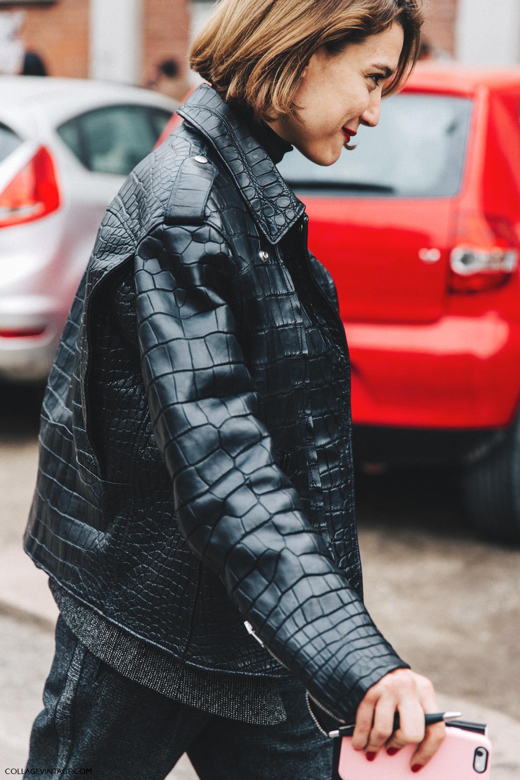 Milan_Fashion_Week_Fall_16-MFW-Street_Style-Collage_Vintage-Coco_Leather_Biker_Jacket-