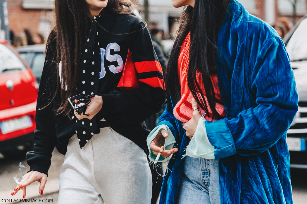 Milan_Fashion_Week_Fall_16-MFW-Street_Style-Collage_Vintage-Diletta_Bonaiuti-Gilda_Ambrossio-