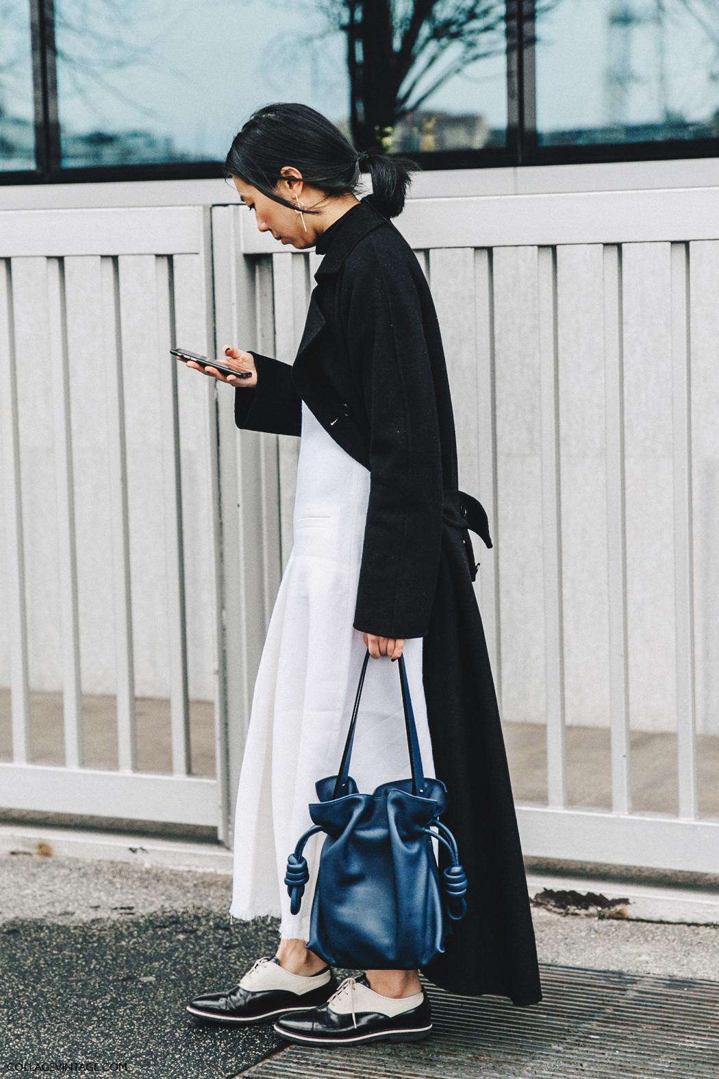 Milan_Fashion_Week_Fall_16-MFW-Street_Style-Collage_Vintage-Loewe_Bag-Oxfords-