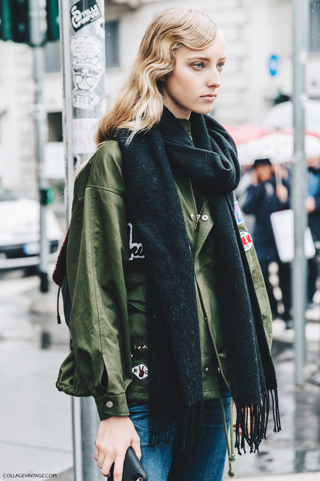 Milan_Fashion_Week_Fall_16-MFW-Street_Style-Collage_Vintage-Model_Parka-Backpack-1