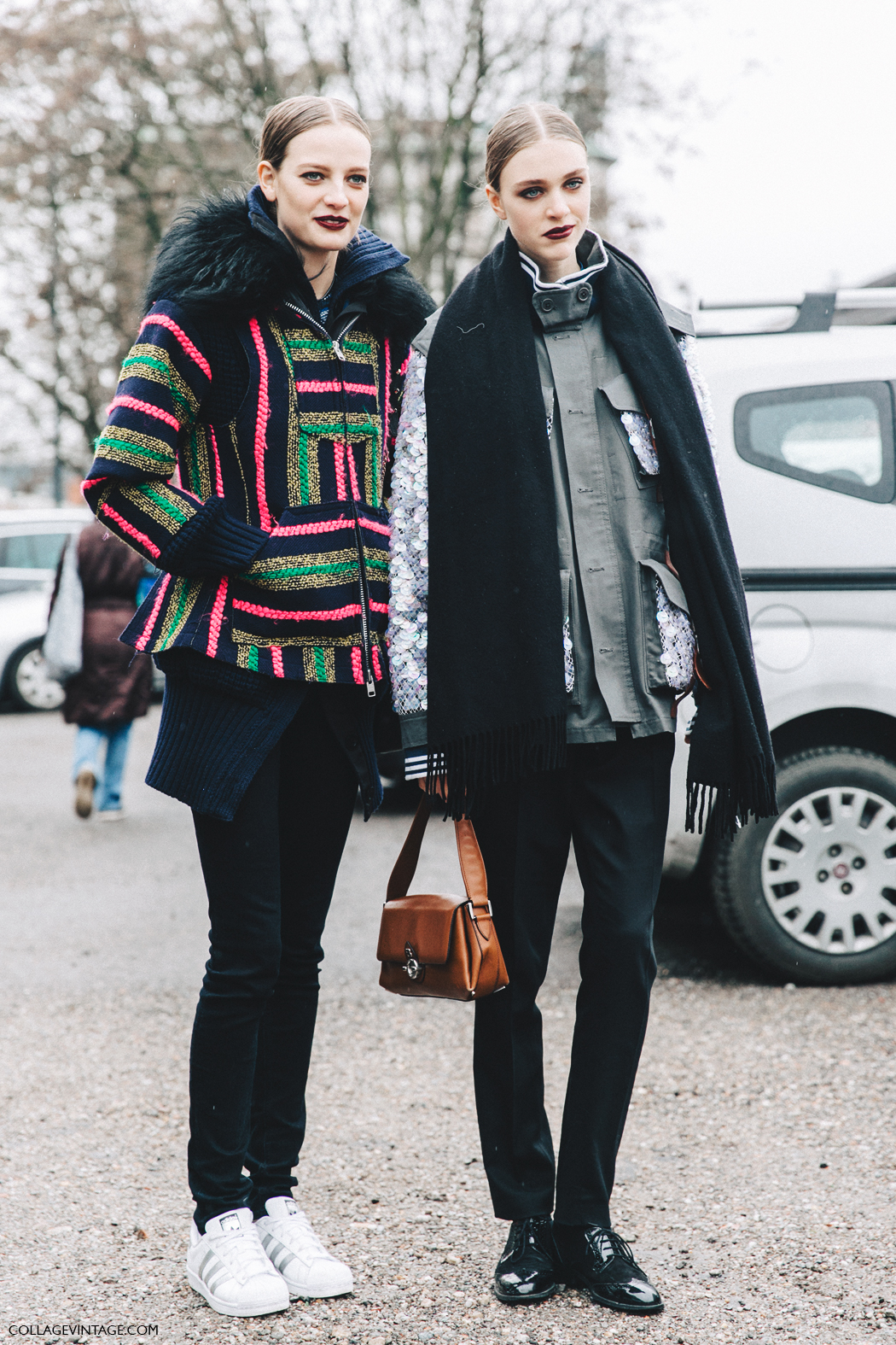 Milan_Fashion_Week_Fall_16-MFW-Street_Style-Collage_Vintage-Models-Bottega_Venetta-