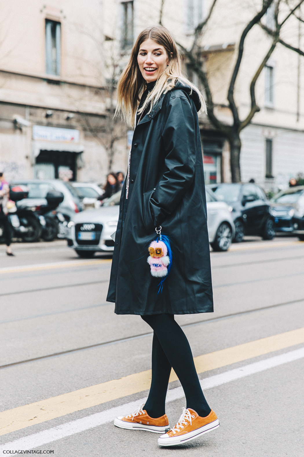 Milan_Fashion_Week_Fall_16-MFW-Street_Style-Collage_Vintage-Veronika_Heilbrunner-Rainy_Coat-Converse-Fendi-
