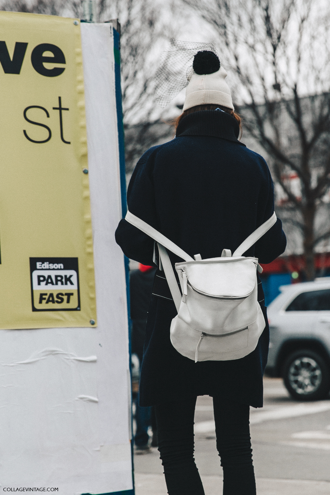 NYFW-New_York_Fashion_Week-Fall_Winter-16-Street_Style-Model-Backpack-Beanie-