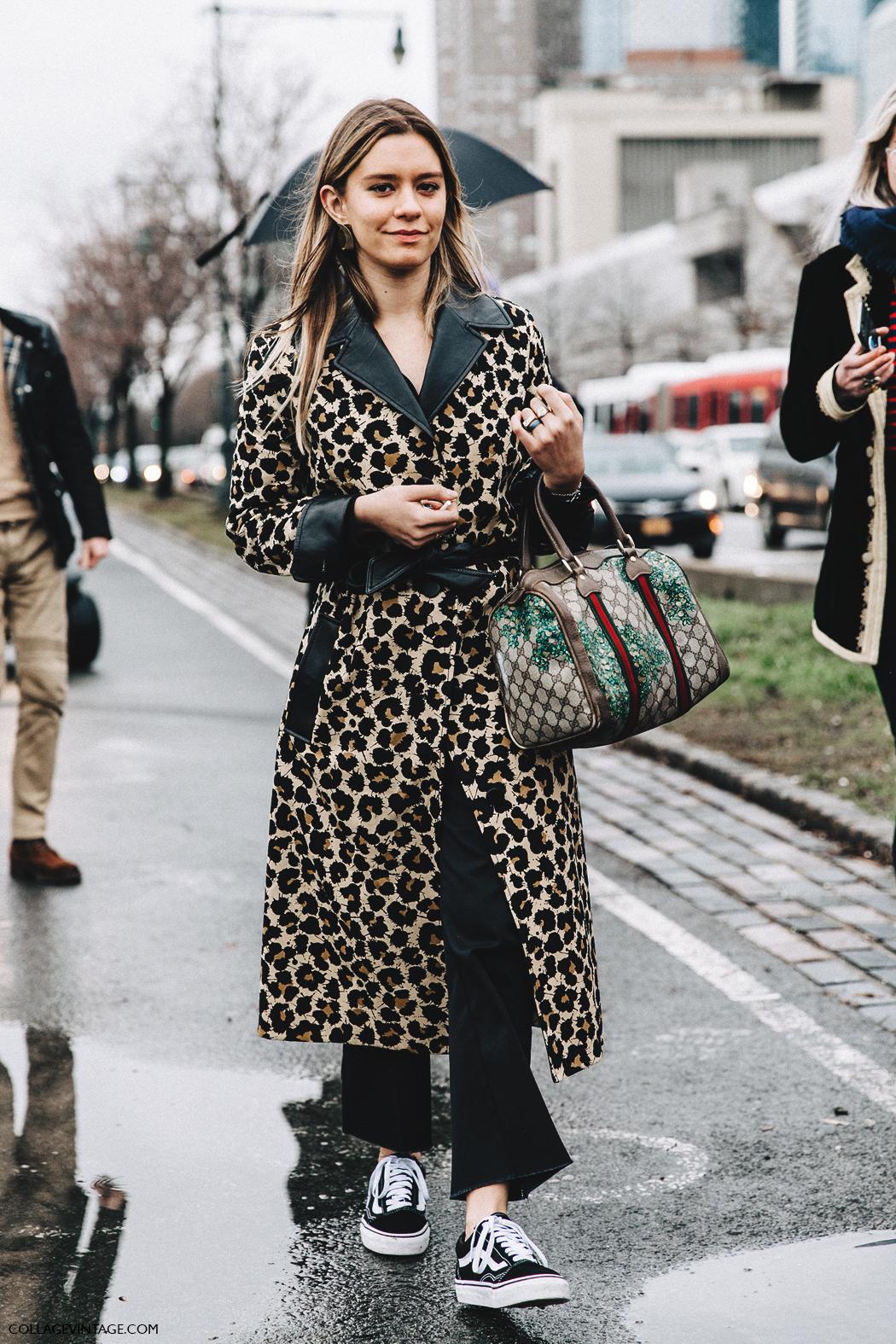 NYFW-New_York_Fashion_Week-Fall_Winter-17-Street_Style-Emma_Morrison-Leopard_Coat-Gucci_Bag-2