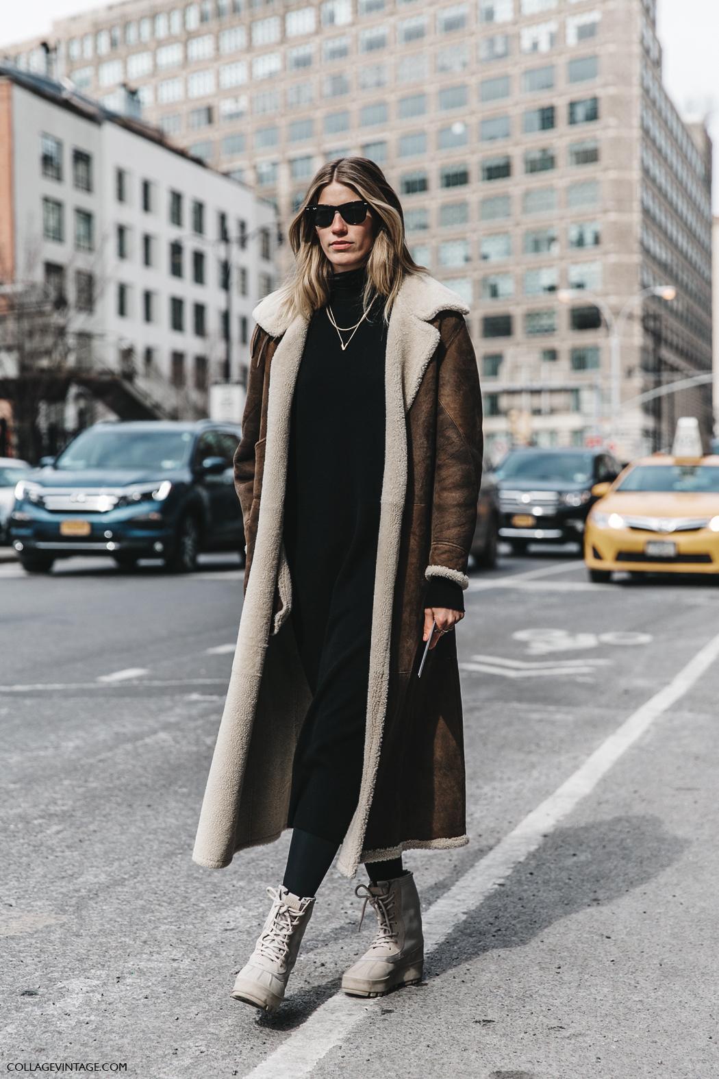 NYFW-New_York_Fashion_Week-Fall_Winter-17-Street_Style-Veronika_Heilbrunner-Suede_Coat-Black_look-2