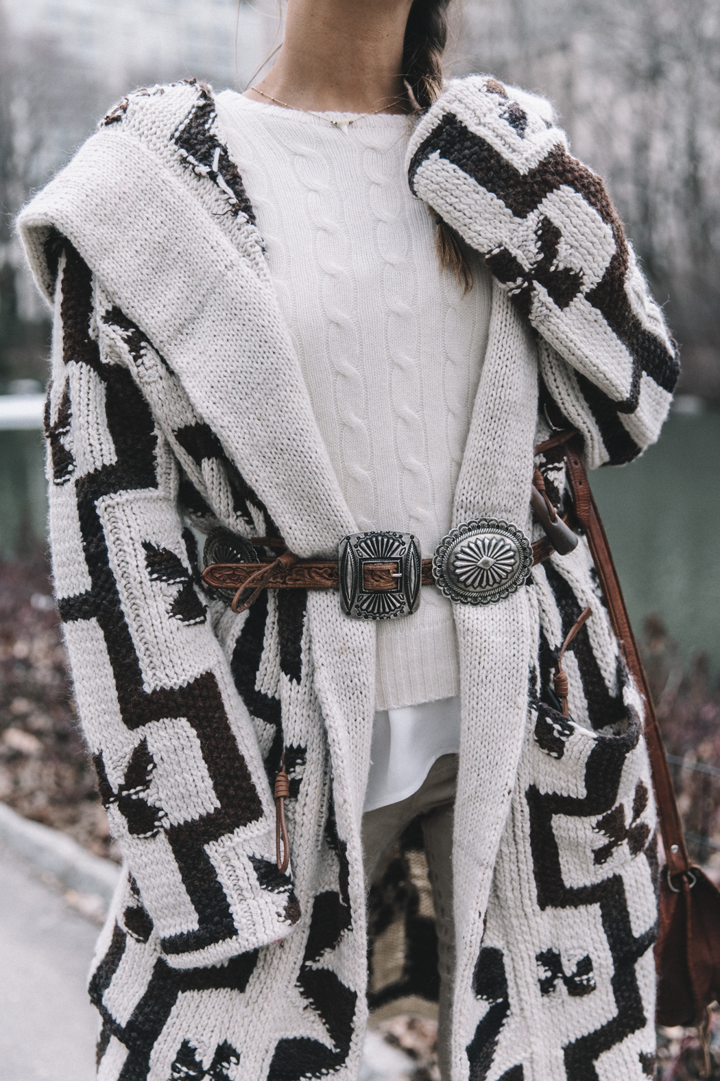 Polo_Ralph_Lauren_Collage_Vintage-Street_Style-NYFW-New_York_Fashion_Week-Knit_Jacket-Cream_Trousers-Boho-Winter_White-24