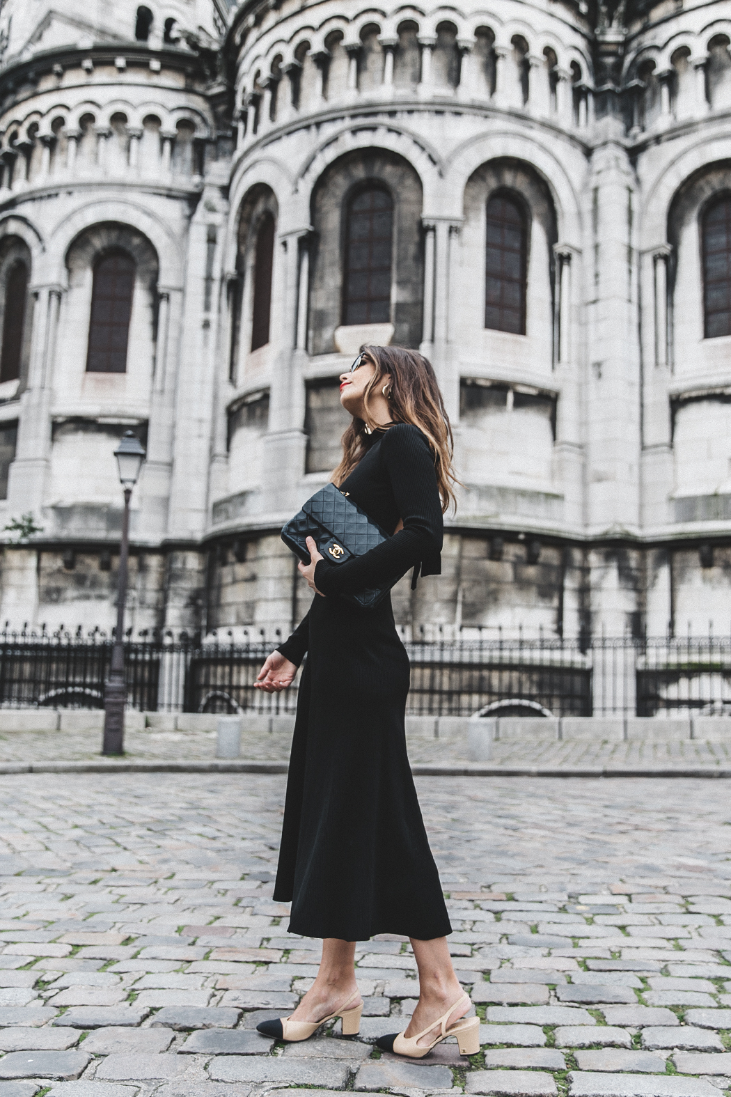 Backless_Dress-Black_Dress-Chanel_Shoes-Paris-PFW-Paris_Fashion_Week_Fall_2016-31