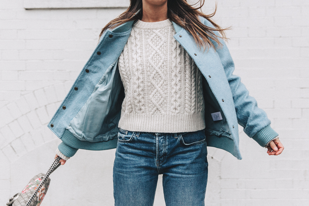Blue_Bomber-Ganni-Topshop_Jeans-White_Boots-Gucci_Bag-Outfit-NYFW-New_York-Street_Style-40