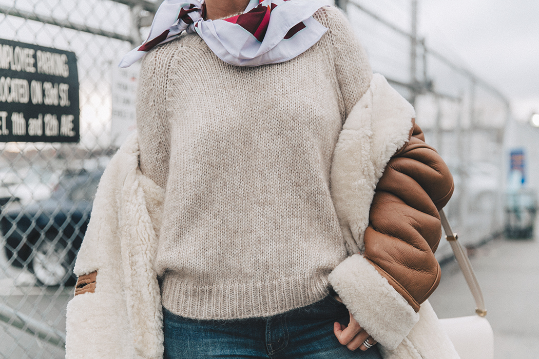Collage_Vintage-Vintage_Coat-Jeans-Mother_Denim-Vintage_Scarf-White_Boots-Outfit-NYFW-Street_Style-Celine_Box-27