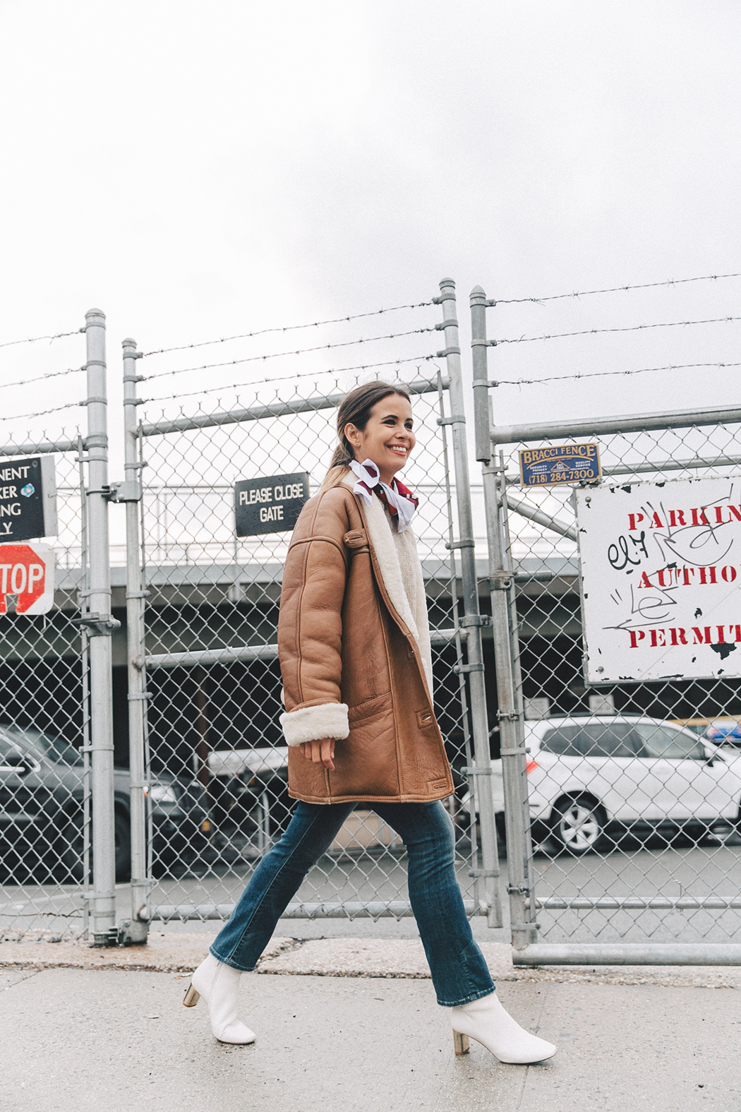Collage_Vintage-Vintage_Coat-Jeans-Mother_Denim-Vintage_Scarf-White_Boots-Outfit-NYFW-Street_Style-Celine_Box-48