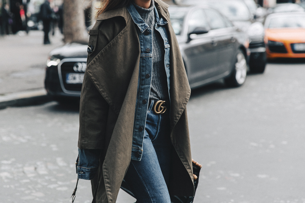 Layers-Denim_Levis-Parka-Striiped_Basket-Outfit-Celine_Boots-Street_Style-39
