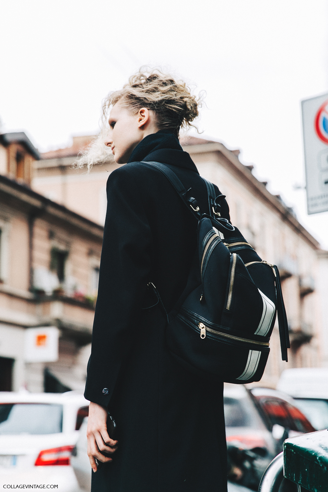 Milan_Fashion_Week_Fall_16-MFW-Street_Style-Collage_Vintage-Armani-Model-Backpack-