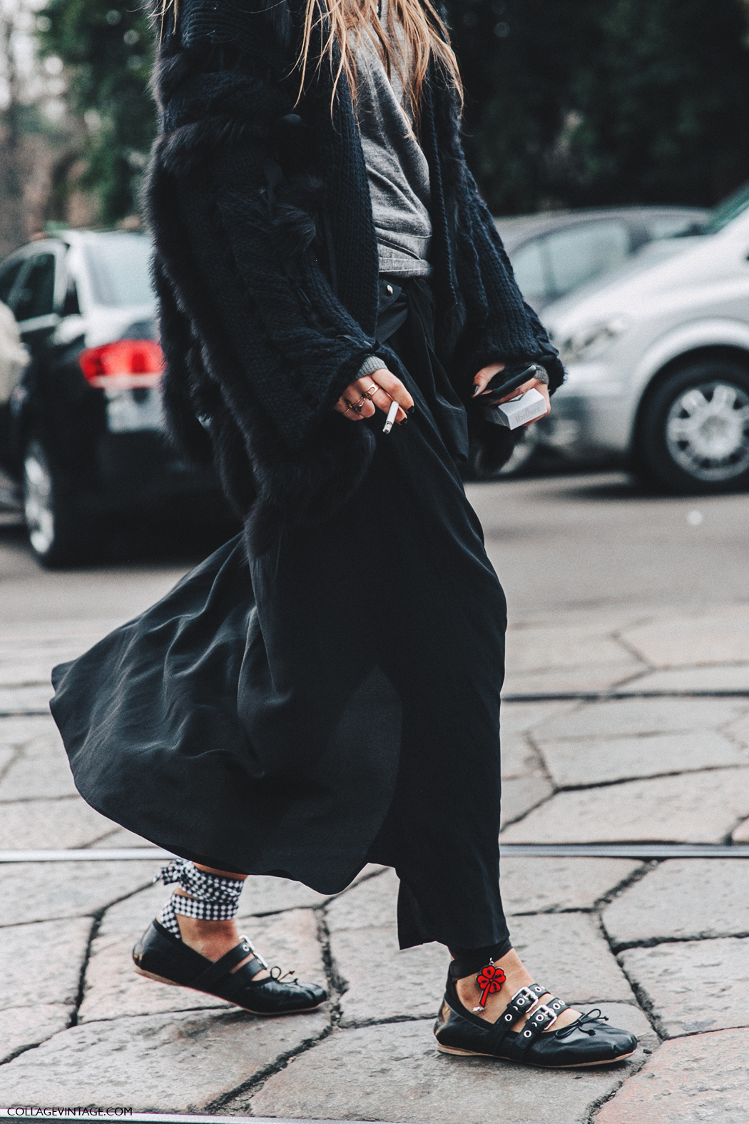 Milan_Fashion_Week_Fall_16-MFW-Street_Style-Collage_Vintage-Carlotta_Oddi-Miu_Miu_Ballerinas-3