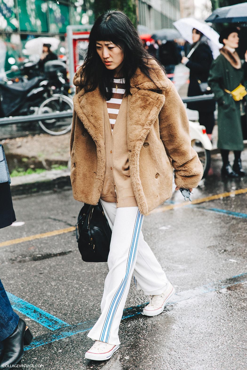Milan_Fashion_Week_Fall_16-MFW-Street_Style-Collage_Vintage-Fur_Coat_Striped_Top-1