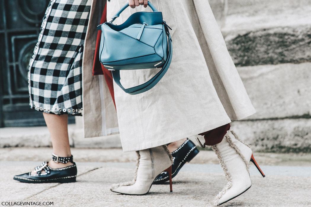 PFW-Paris_Fashion_Week_Fall_2016-Street_Style-Collage_Vintage-Ada_kokosar-TRench-Loewe-10