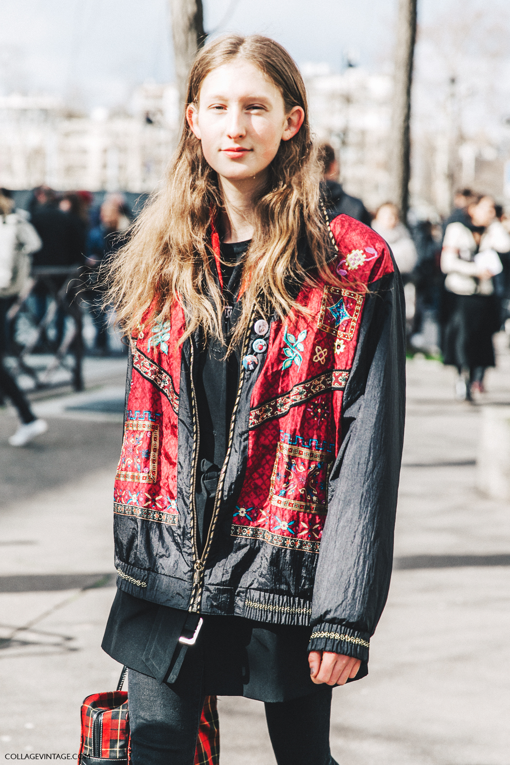 PFW-Paris_Fashion_Week_Fall_2016-Street_Style-Collage_Vintage-Balenciaga_Model-