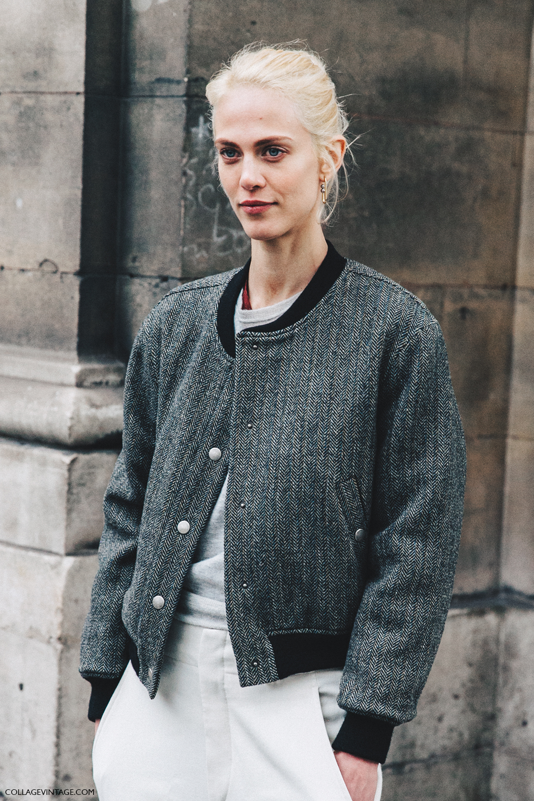 PFW-Paris_Fashion_Week_Fall_2016-Street_Style-Collage_Vintage-Bomber_Model-Isabel_Marant-2