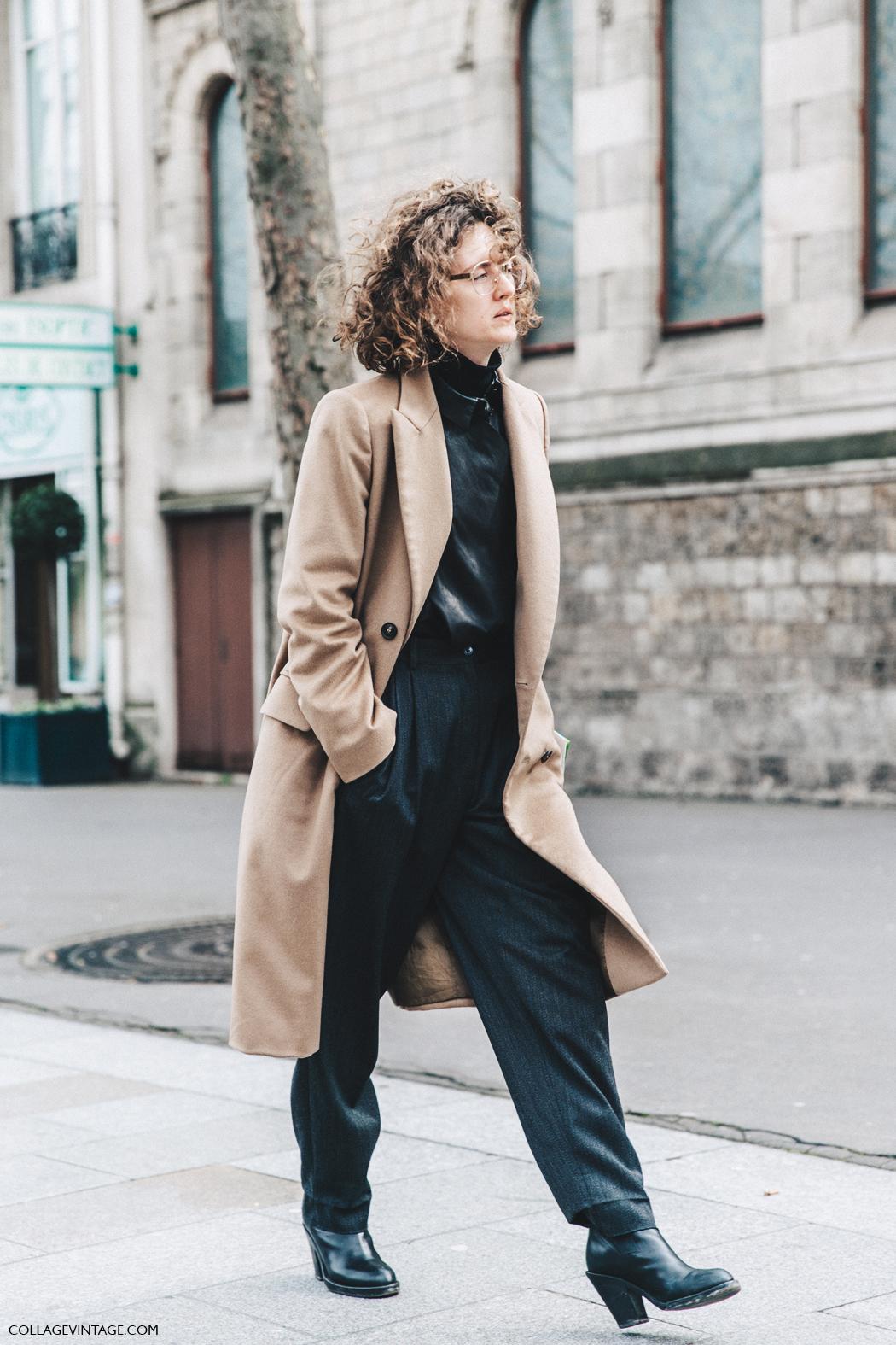 PFW-Paris_Fashion_Week_Fall_2016-Street_Style-Collage_Vintage-Camel_Coat-Black-1