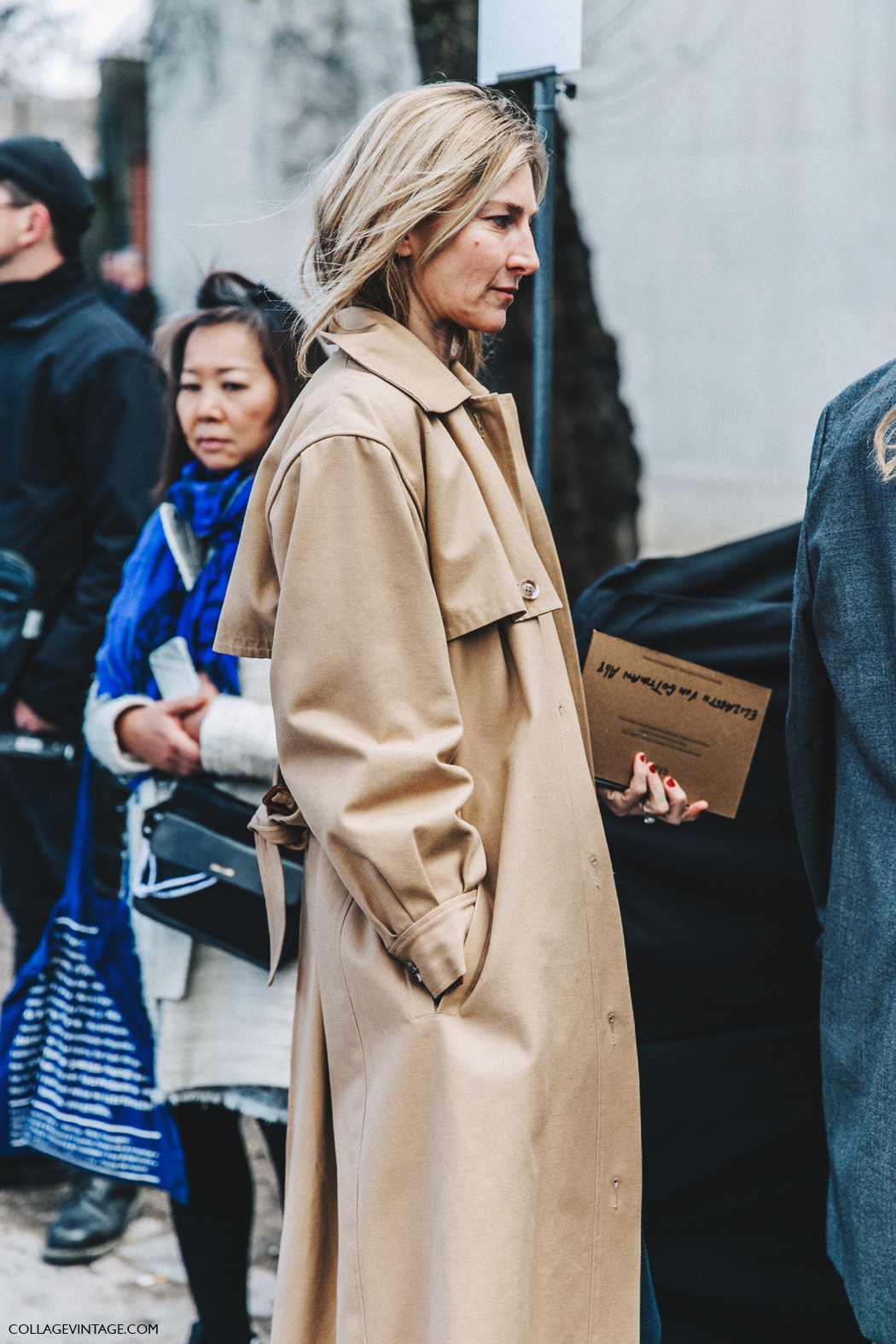 PFW-Paris_Fashion_Week_Fall_2016-Street_Style-Collage_Vintage-Elisabeth_Von-Chloe_Bag-TRench-4