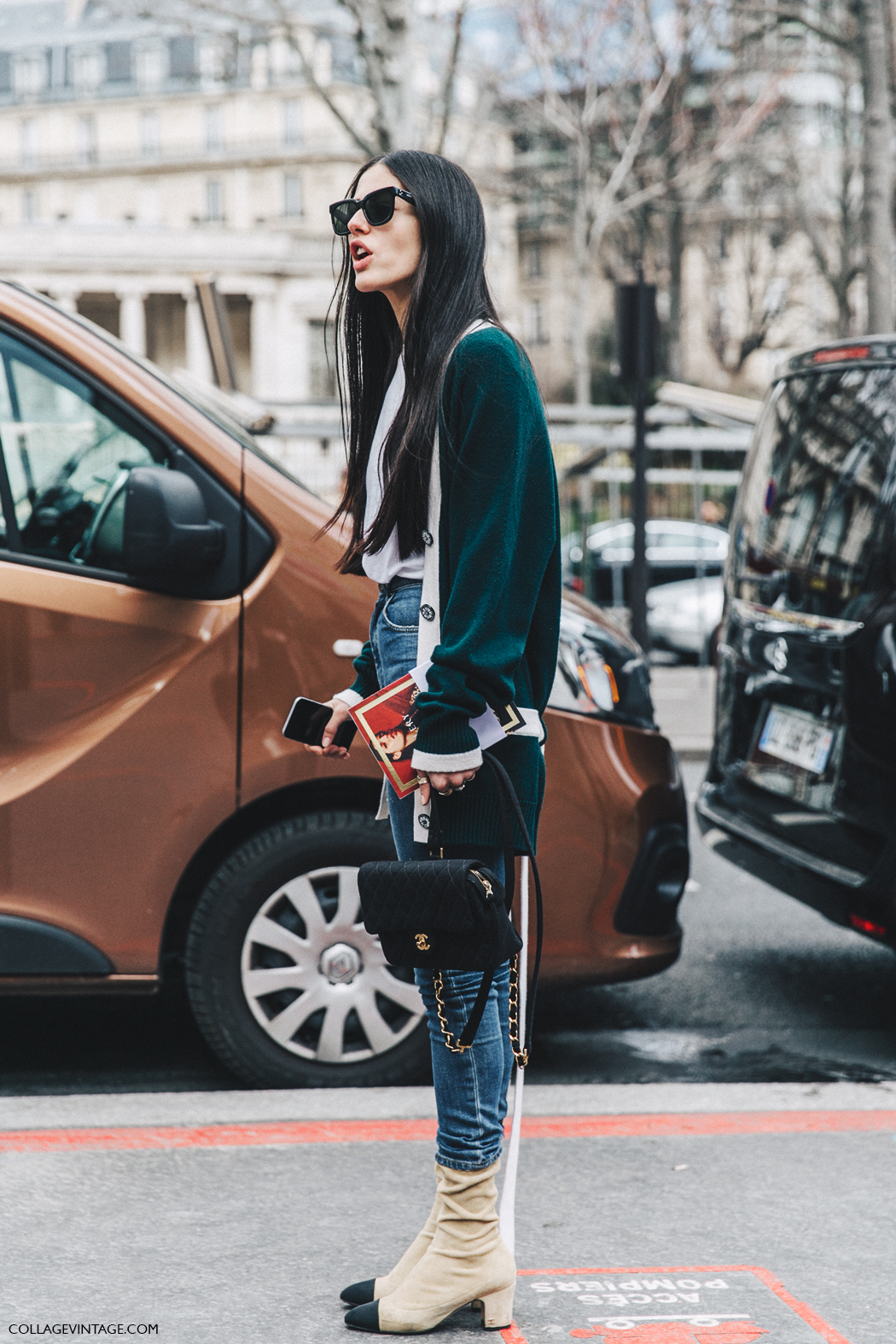 PFW-Paris_Fashion_Week_Fall_2016-Street_Style-Collage_Vintage-Gilda_Ambrossio_Chanel-1