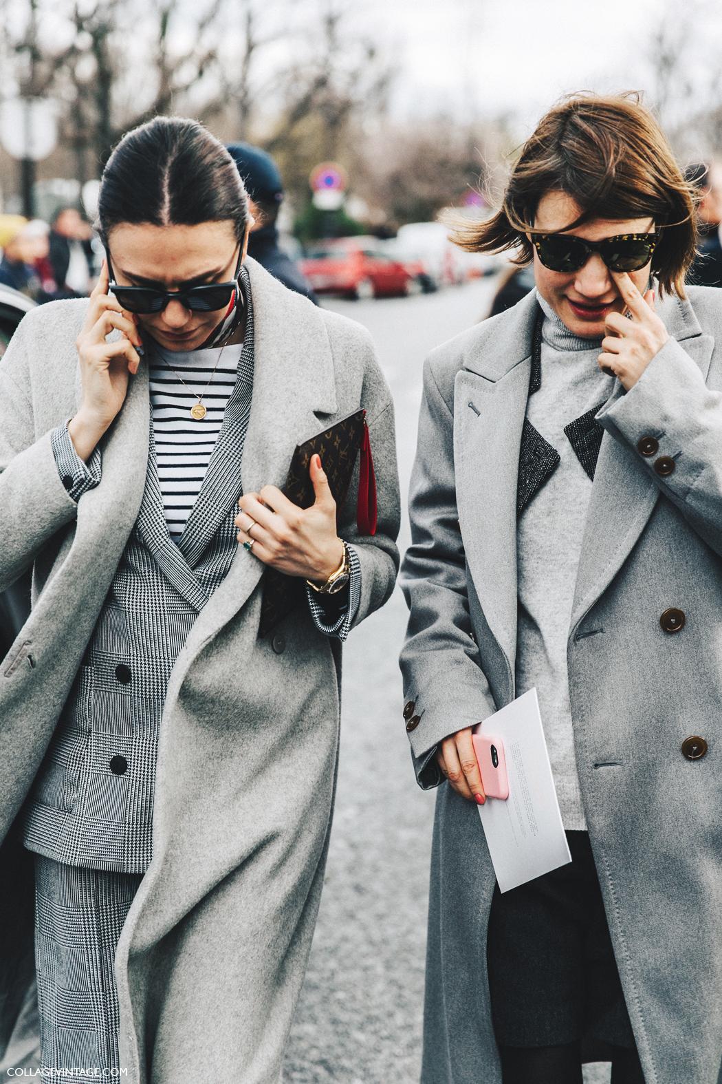 PFW-Paris_Fashion_Week_Fall_2016-Street_Style-Collage_Vintage-Grey_Coats-1